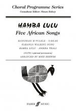 Hamba Lulu - Five African Songs Sheet Music