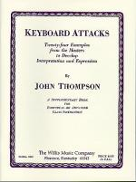 Keyboard Attacks Sheet Music