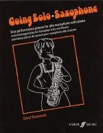 Going Solo (Alto Saxophone And Piano) Sheet Music