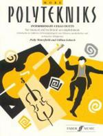 More Polytekniks - Intermediate Cello Duets Sheet Music