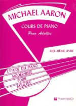 Michael Aaron Adult Piano Course: Book  2 Sheet Music