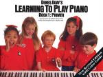 Denes Agay's Learning To Play Piano Book 1 - Primer Sheet Music