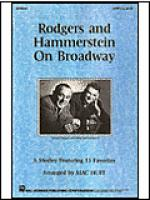 Rodgers And Hammerstein On Broadway - Medley Sheet Music