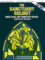 The Sanctuary Soloist Vocal Collection Sheet Music