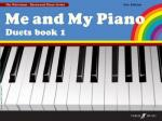 Me And My Piano Duets Book 1 Sheet Music