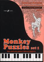 Me And My Piano: Monkey Puzzle Theory Papers Set 1 Sheet Music