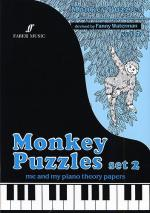 Me And My Piano: Monkey Puzzle Theory Papers Set 2 Sheet Music