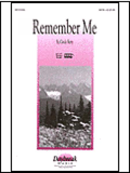 Remember Me Sheet Music