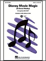 Disney Movie Magic (Medley) Sheet Music
