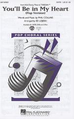 You'll Be in My Heart (Pop Version) Sheet Music