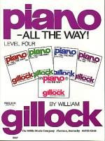Piano - All the Way! - Level 4 Sheet Music