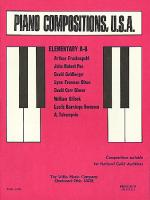 Piano Composition USA Sheet Music