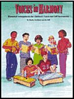 Voices in Harmony (Orff Collection) Sheet Music