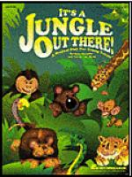 It's a Jungle Out There - Teacher's Edition Sheet Music