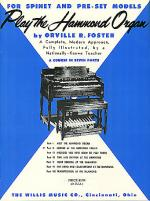 Play the Hammond Organ - Part 2 Sheet Music
