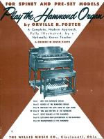 Play the Hammond Organ - Part 4 Sheet Music