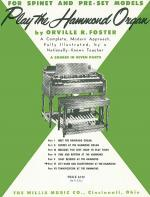 Play the Hammond Organ - Part 6 Sheet Music
