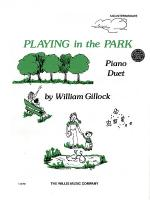 Playing in the Park Sheet Music