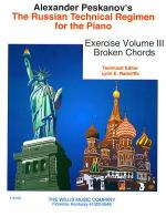 Russian Technical Regimen - Vol. 3 Sheet Music