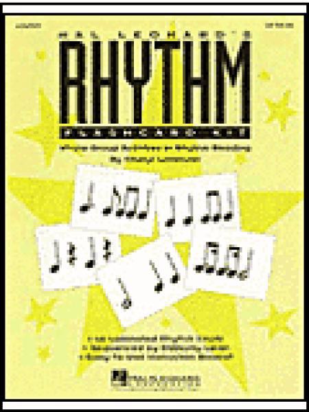 Hal Leonard's Rhythm Flashcard Kit Sheet Music