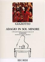 Adagio in G Minor Sheet Music