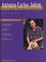 Antonio Carlos Jobim For Solo Guitar Sheet Music