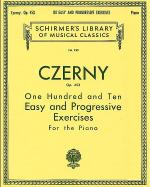 110 Easy And Progressive Exercises, Op. 453 Sheet Music