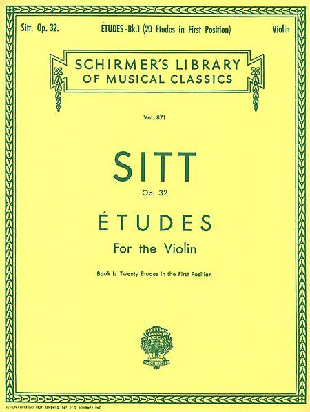 Etudes, Op. 32 - Book 1 Sheet Music
