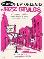 More New Orleans Jazz Styles Sheet Music