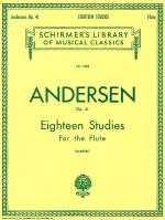 Eighteen Studies Sheet Music