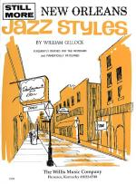 Still More New Orleans Jazz Styles Sheet Music