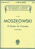 15 Etudes De Virtuosite, Op. 72 Sheet Music