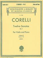 Twelve Sonatas, Op. 5 - Volume 2 Sheet Music