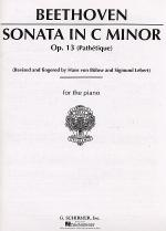 Sonata In C Minor, Op. 13 Sheet Music