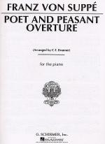 Poet And Peasant Overture Sheet Music