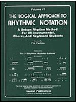 Logical Approach to Rhythmic Notation Vol 2 Sheet Music