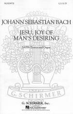 Jesu Joy of Man's Desiring Sheet Music