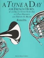 A Tune A Day For French Horn Book One Sheet Music