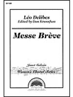 Messe Breve Sheet Music