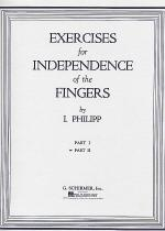 Exercises for Independence of Fingers - Book 2 Sheet Music