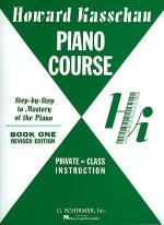 Piano Course - Book 1 Sheet Music