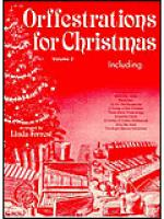 Orffestrations for Christmas, Vol. 2 Sheet Music