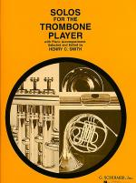 Solos for the Trombone Player Sheet Music