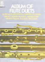 Album Of Flute Duets - Flute Sheet Music