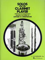 Solos for the Clarinet Player Sheet Music
