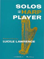 Solos for the Harp Player Sheet Music