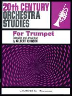 20th Century Orchestra Studies for Trumpet Sheet Music