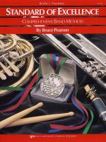 Standard Of Excellence: Comprehensive Band Method Book 1 (Trombone Bass Clef) Sheet Music