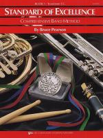 Standard Of Excellence: Comprehensive Band Method Book 1 (Trombone Treble Clef) Sheet Music