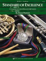 Standard Of Excellence: Comprehensive Band Method Book 3 (Trombone) Sheet Music